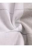 Vintage Plaid Long Sleeve Turndown Collar Shirt